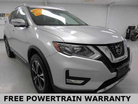 2018 Nissan Rogue for sale at Sports & Luxury Auto in Blue Springs MO
