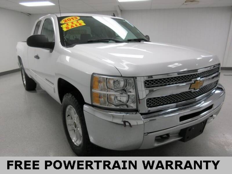 2013 Chevrolet Silverado 1500 for sale at Sports & Luxury Auto in Blue Springs MO