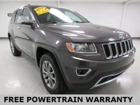 2014 Jeep Grand Cherokee for sale at Sports & Luxury Auto in Blue Springs MO
