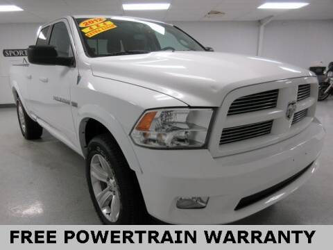 2012 RAM Ram Pickup 1500 for sale at Sports & Luxury Auto in Blue Springs MO