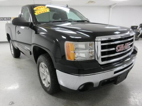 2013 GMC Sierra 1500 for sale at Sports & Luxury Auto in Blue Springs MO