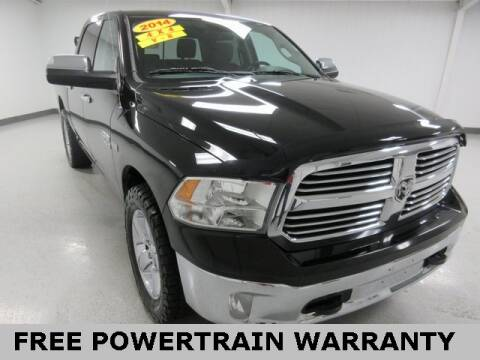 2014 RAM Ram Pickup 1500 for sale at Sports & Luxury Auto in Blue Springs MO