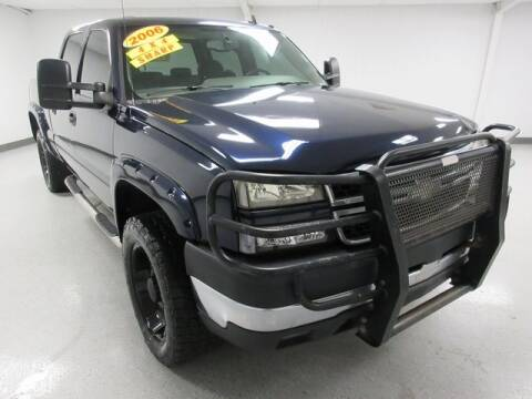 2006 Chevrolet Silverado 2500HD for sale at Sports & Luxury Auto in Blue Springs MO