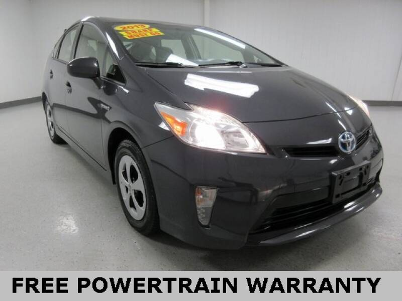 2013 Toyota Prius for sale at Sports & Luxury Auto in Blue Springs MO