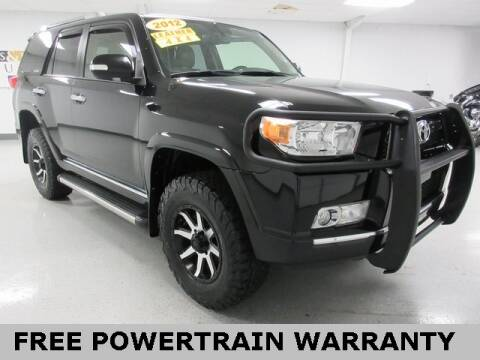 2012 Toyota 4Runner for sale at Sports & Luxury Auto in Blue Springs MO