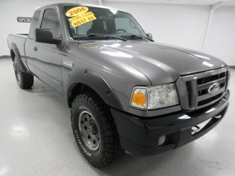 2006 Ford Ranger for sale at Sports & Luxury Auto in Blue Springs MO