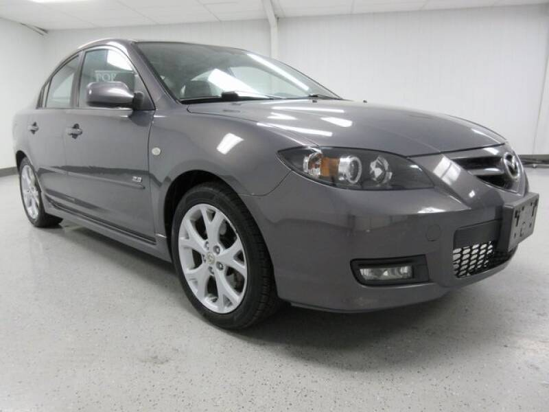 2007 Mazda MAZDA3 for sale at Sports & Luxury Auto in Blue Springs MO