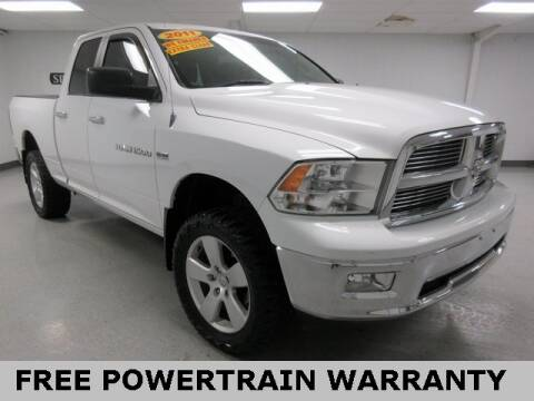 2011 RAM Ram Pickup 1500 for sale at Sports & Luxury Auto in Blue Springs MO