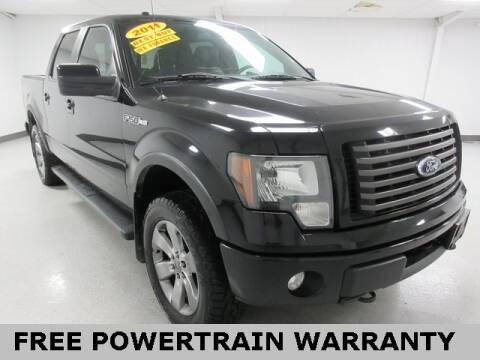 2011 Ford F-150 for sale at Sports & Luxury Auto in Blue Springs MO
