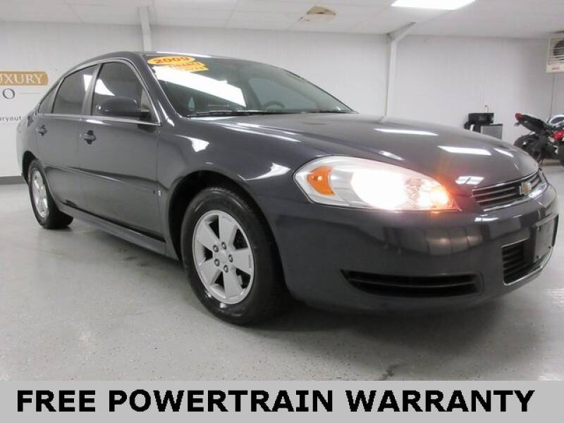 2009 Chevrolet Impala for sale at Sports & Luxury Auto in Blue Springs MO