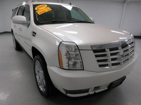 2007 Cadillac Escalade ESV for sale at Sports & Luxury Auto in Blue Springs MO