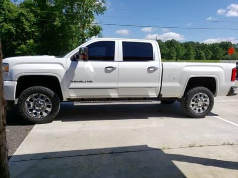 2016 GMC Sierra 2500HD for sale in Cartersville, GA