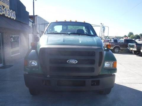 2005 Ford F-750 Super Duty for sale in Cartersville, GA