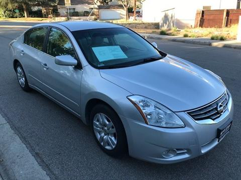 2010 Nissan Altima for sale in La Crescenta CA