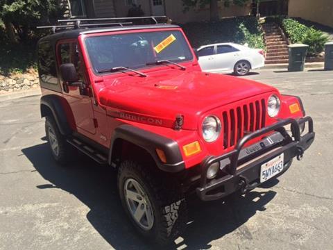 2006 Jeep Wrangler for sale in La Crescenta, CA