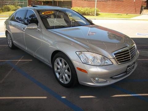 2007 Mercedes-Benz S-Class for sale in La Crescenta, CA