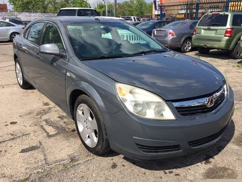2009 Saturn Aura for sale at SKYLINE AUTO in Detroit MI
