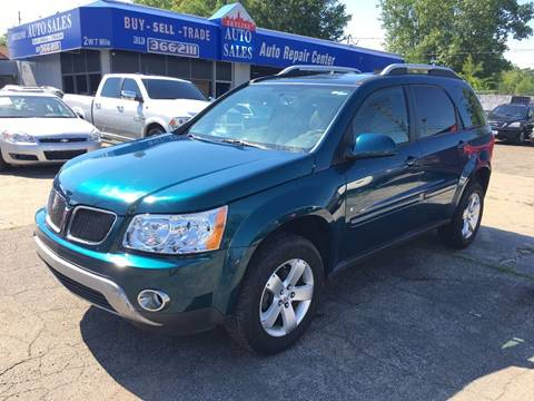 2007 Pontiac Torrent for sale at SKYLINE AUTO in Detroit MI