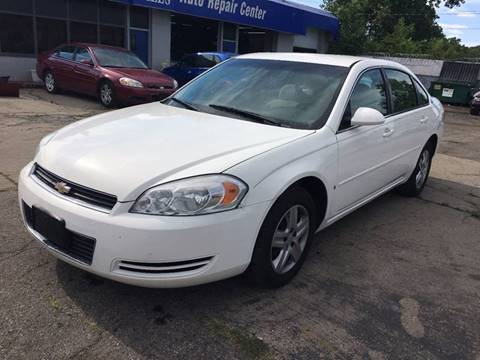 2008 Chevrolet Impala for sale at SKYLINE AUTO in Detroit MI
