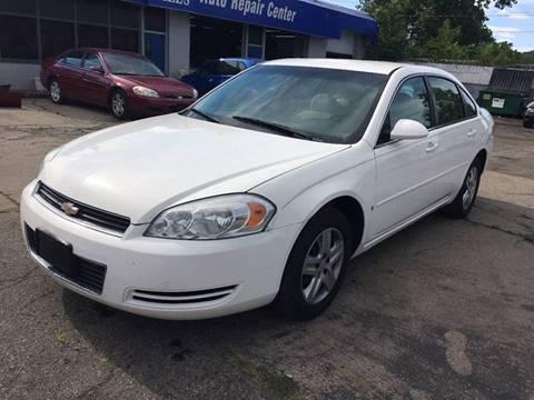 2008 Chevrolet Impala for sale at SKYLINE AUTO in Detroit MI