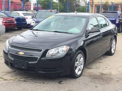 2012 Chevrolet Malibu for sale in Detroit, MI