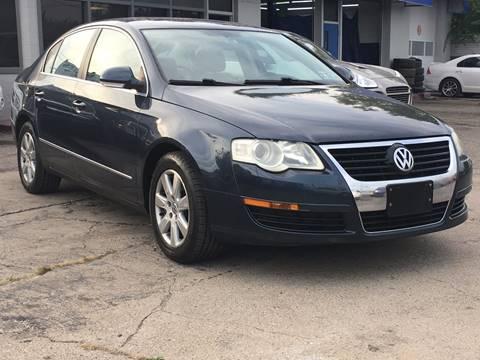 2006 Volkswagen Passat for sale at SKYLINE AUTO in Detroit MI