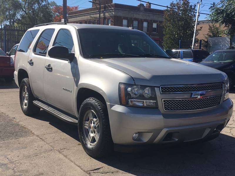 2007 Chevrolet Tahoe for sale at SKYLINE AUTO in Detroit MI
