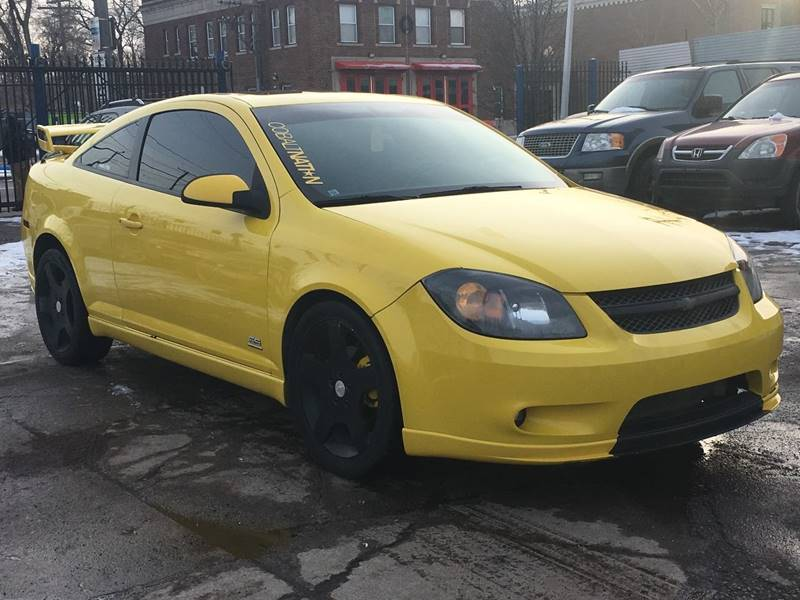 2006 Chevrolet Cobalt SS 2dr Coupe In Detroit MI - SKYLINE AUTO