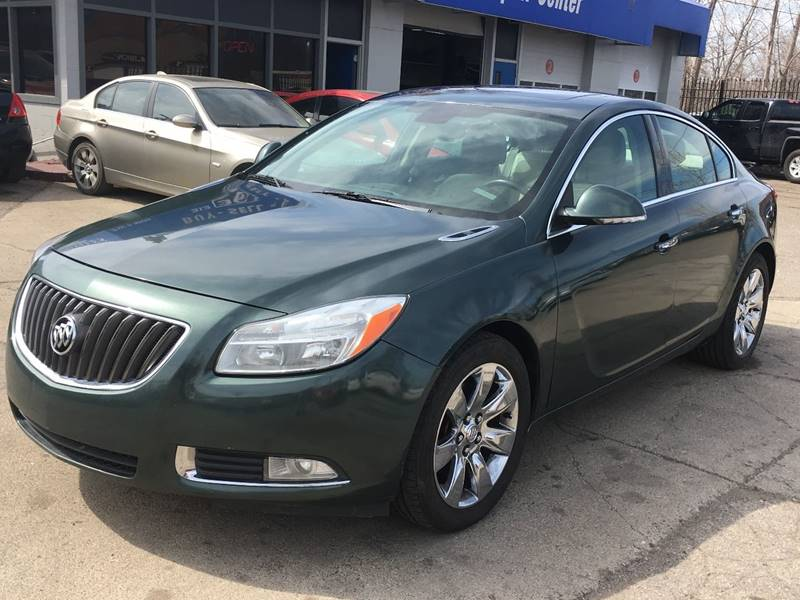 government mo regal city veh kansas sedan in buick premium