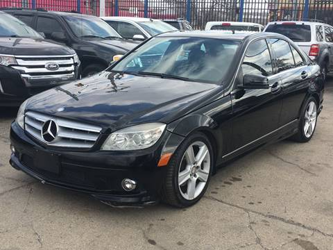 2010 Mercedes-Benz C-Class for sale in Detroit, MI