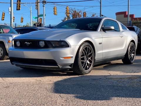 2012 Ford Mustang for sale in Detroit, MI