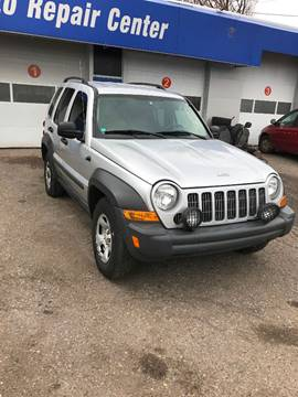 2006 Jeep Liberty for sale at SKYLINE AUTO in Detroit MI