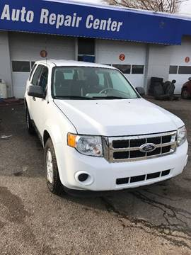 2010 Ford Escape for sale at SKYLINE AUTO in Detroit MI