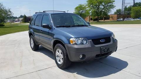 2005 Ford Escape for sale in Warrensville Heights, OH