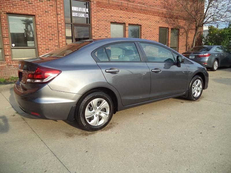 2014 Honda Civic LX 4dr Sedan CVT - Warrensville Heights OH