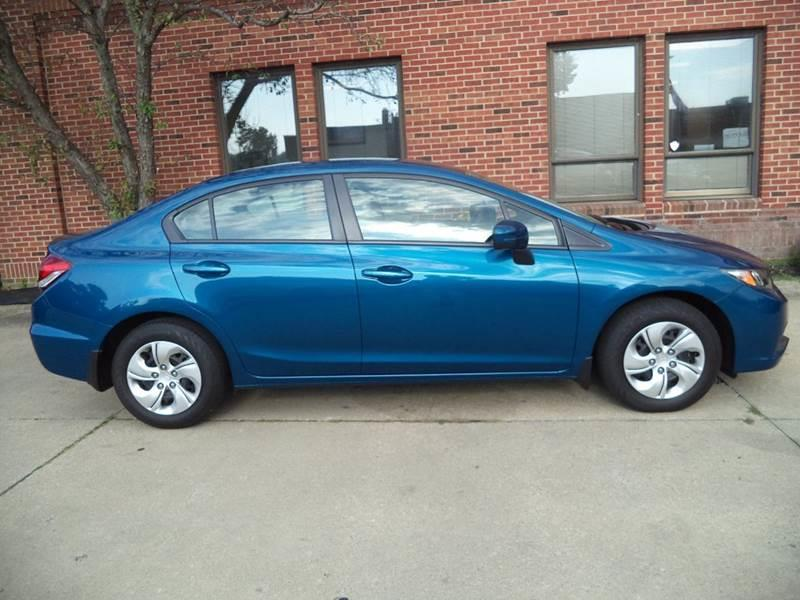 2014 Honda Civic LX 4dr Sedan CVT - Warrensville Heights OH