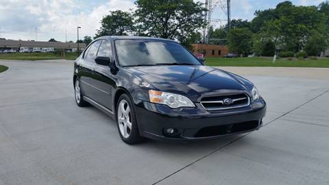 2006 Subaru Legacy for sale in Warrensville Heights, OH
