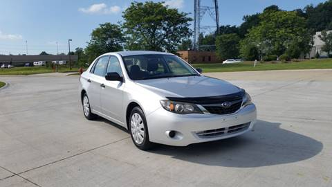 2008 Subaru Impreza for sale in Warrensville Heights, OH