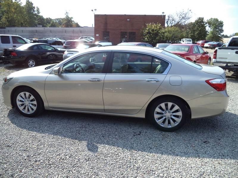 2014 Honda Accord EX-L 4dr Sedan - Warrensville Heights OH
