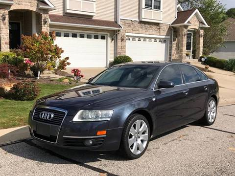 2007 Audi A6 for sale in Warrensville Heights, OH