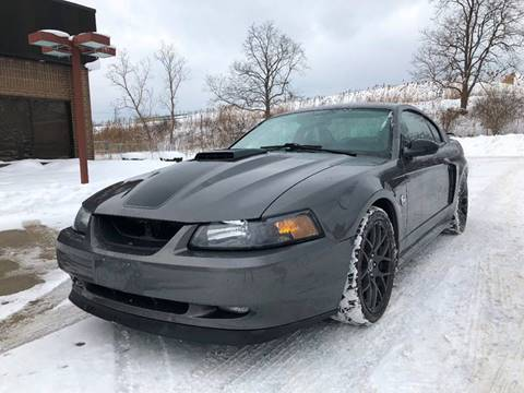 2004 Ford Mustang for sale at Lease Car Sales 3 in Warrensville Heights OH