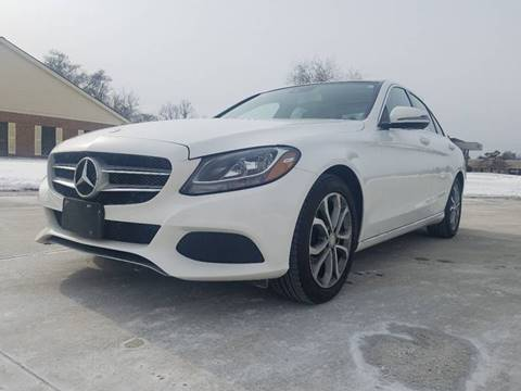 2016 Mercedes-Benz C-Class for sale at Lease Car Sales 3 in Warrensville Heights OH