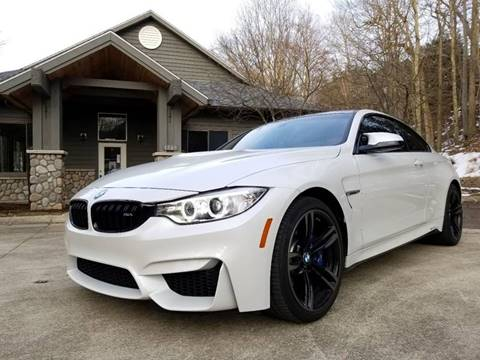 2017 BMW M4 for sale at Lease Car Sales 3 in Warrensville Heights OH