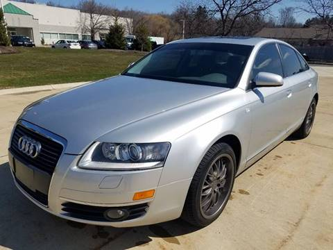 2005 Audi A6 For Sale In Warrensville Heights, OH