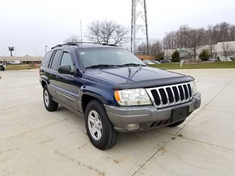 2000 Jeep Grand Cherokee For Sale In Warrensville Heights, OH
