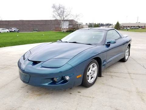 1998 Pontiac Firebird for sale in Warrensville Heights, OH