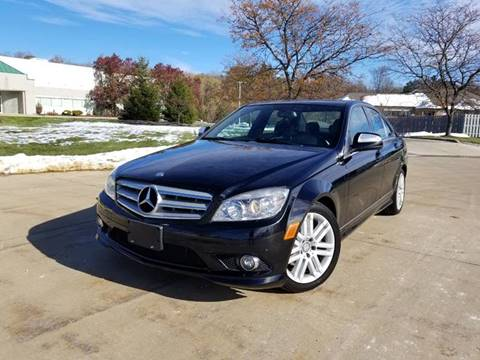 2009 Mercedes-Benz C-Class for sale in Warrensville Heights, OH