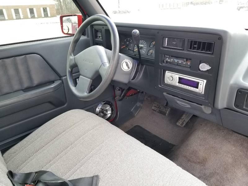 1992 Dodge Dakota Sport (image 17)