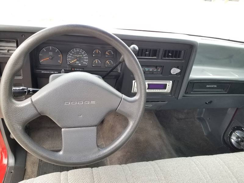 1992 Dodge Dakota Sport (image 21)