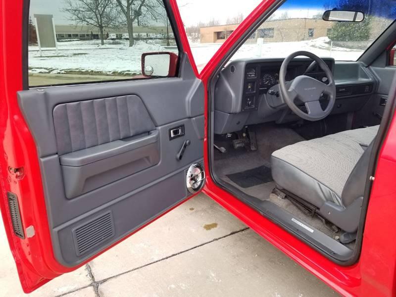 1992 Dodge Dakota Sport (image 24)